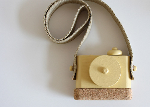 Wooden Camera for Kids by Twig Creative