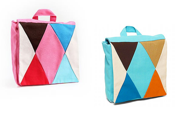 Esthex Diamond Backpack for Kids