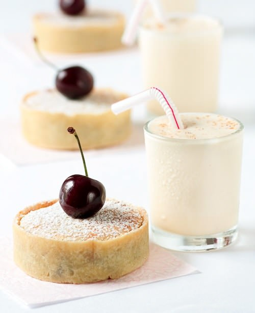 cream cheese frosting sweet and sour cherry turnovers with goat cheese ...