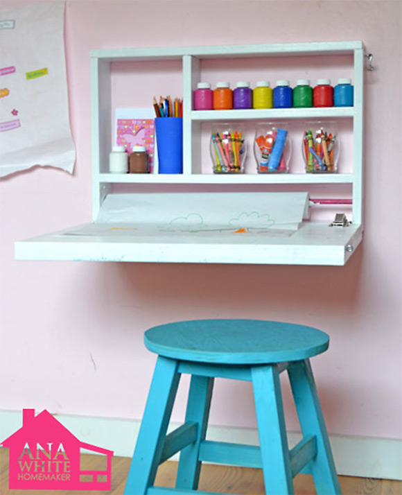 Fun and Simple Projects for Kids\' Rooms ⋆ Handmade Charlotte