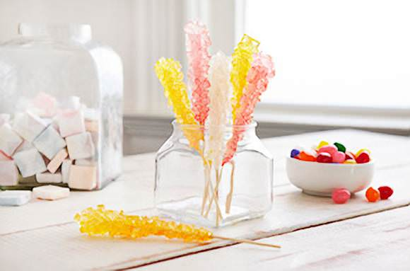 DIY Rock Candy