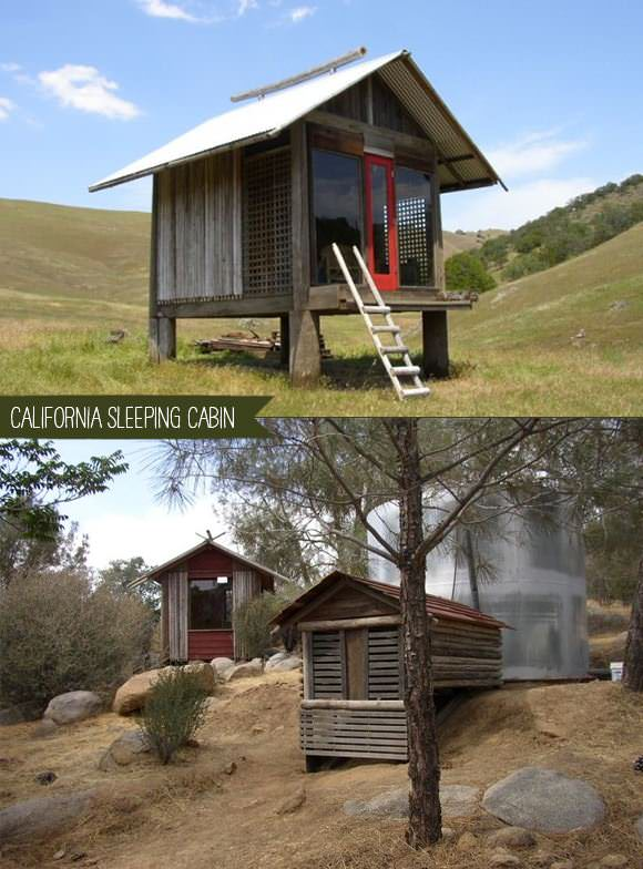 California Sleeping Cabin