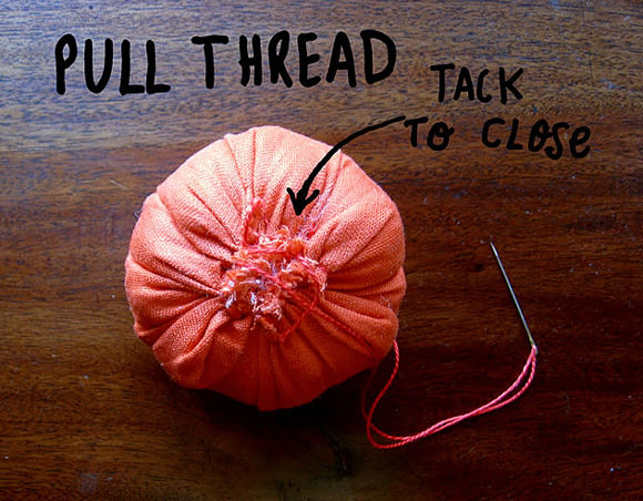DIY Mr. Pumpkin Plush Doll Tutorial