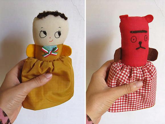 DIY Topsy-Turvy Rag Doll Tutorial