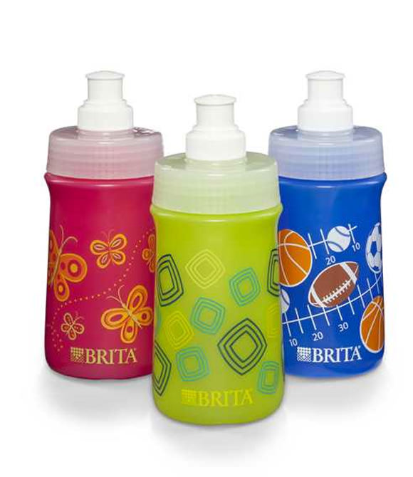 Healthy Stocking Stuffers - Brita Bottle for Kids