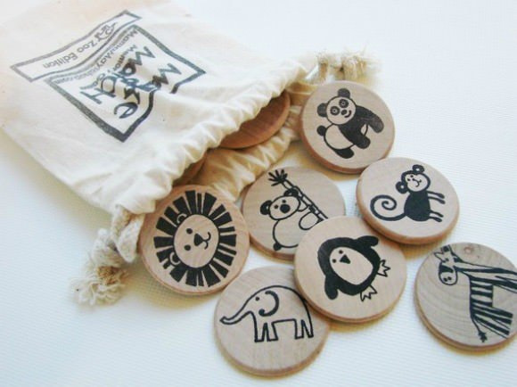 Handmade Make A Match Travel Game for Kids on Etsy