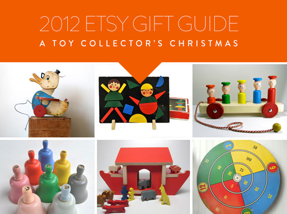 Etsy Christmas.Etsy Gift Guide A Toy Collector S Christmas Handmade
