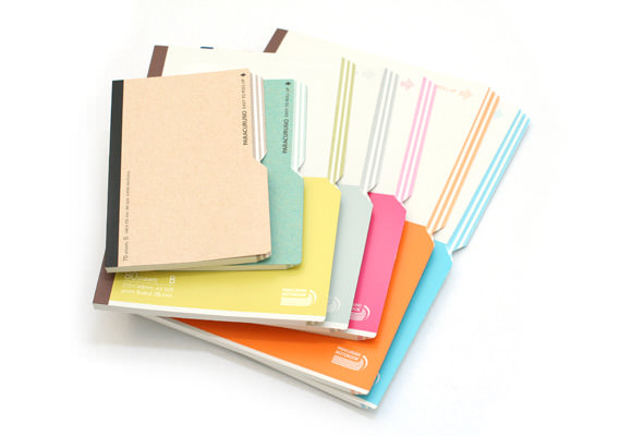 Kokuyo Campus Slanted Page Notebook