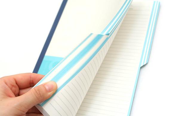 Kokuyo Campus Slanted Page Notebook