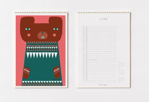 Frankie Calendar 2013