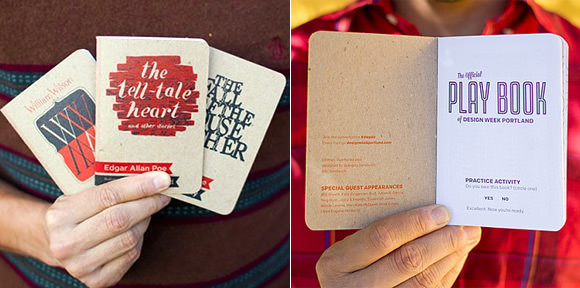 Custom Print Your Own Notebook at Scout Books!