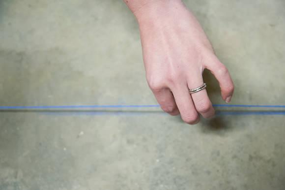 Weekend Project: DIY Tile Flooring