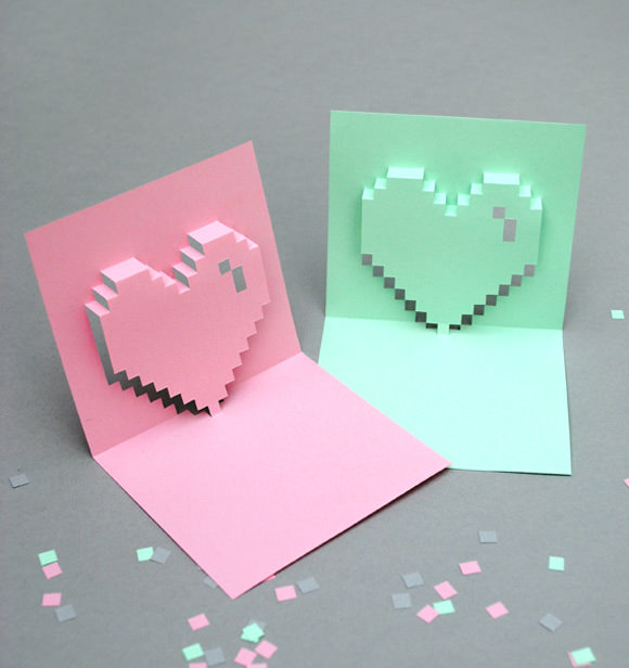 Geometric Printables For Valentine S Day Handmade Charlotte