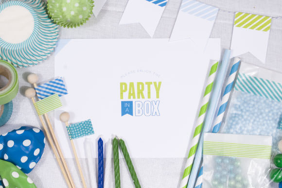 DIY Party In A Box