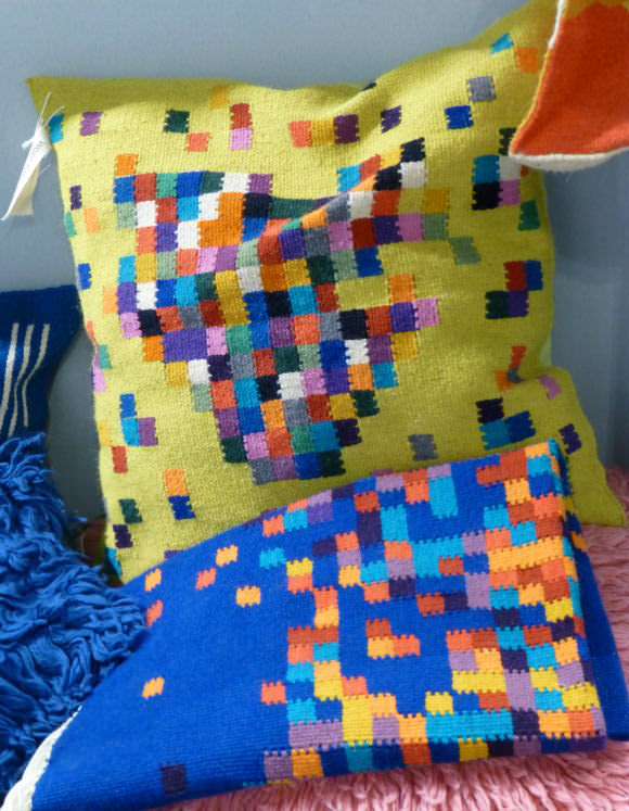 Wool Fabrique: Modern, Handmade Children's Decor From Bosnia