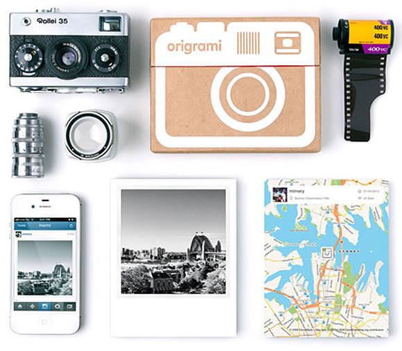 Origrami: A Fun New Way To Print Instagram Photos