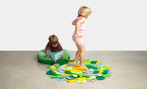 Oli Rug for Kids Room