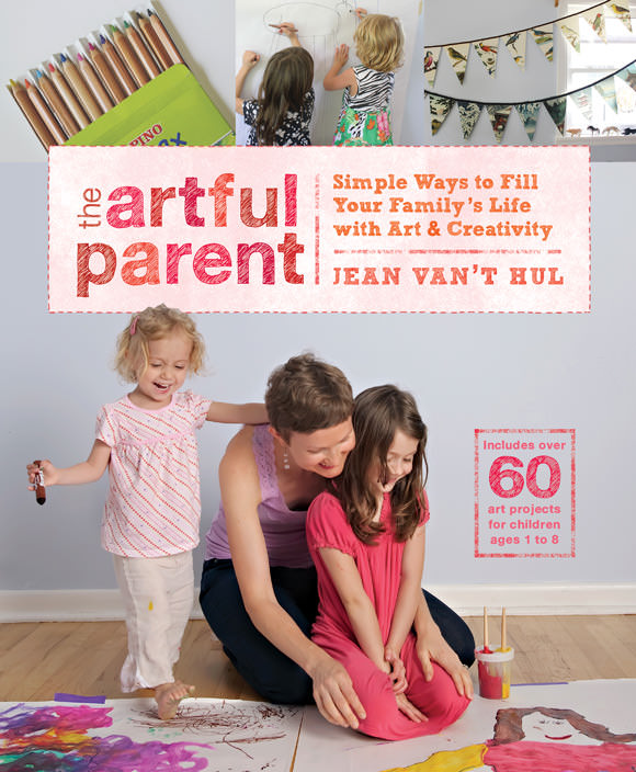 New Book Filled with Creative Activities from The Artful Parent