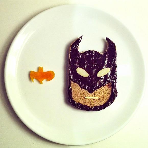 Amazing Instagram Breakfast Art by Idafrosk