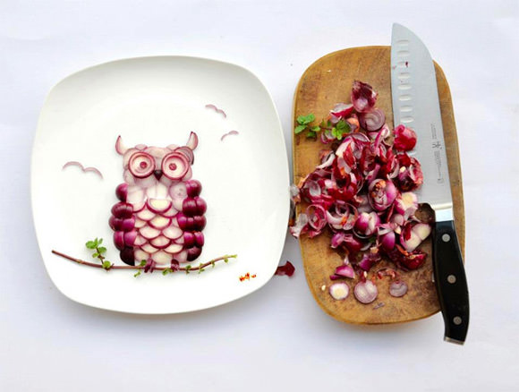 Instagram Food Art by Hong Yi