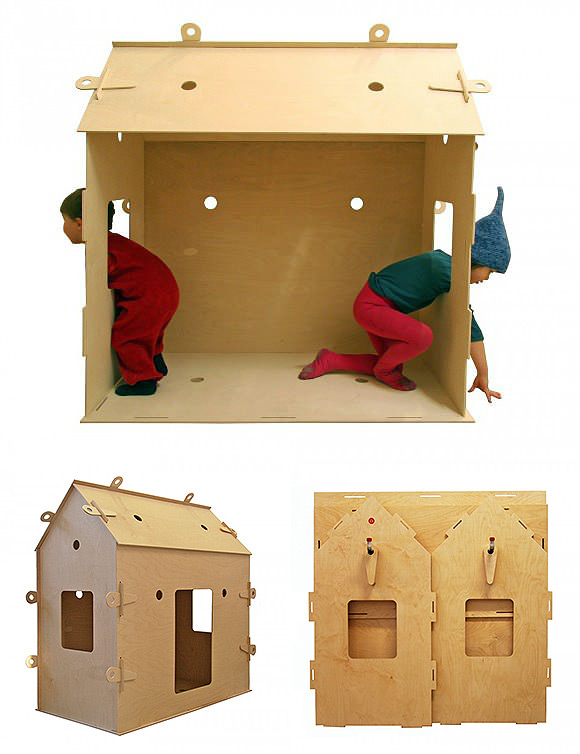 X-Hus Playhouse by Studio 17