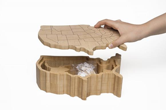 USA Box by Paula Garcia