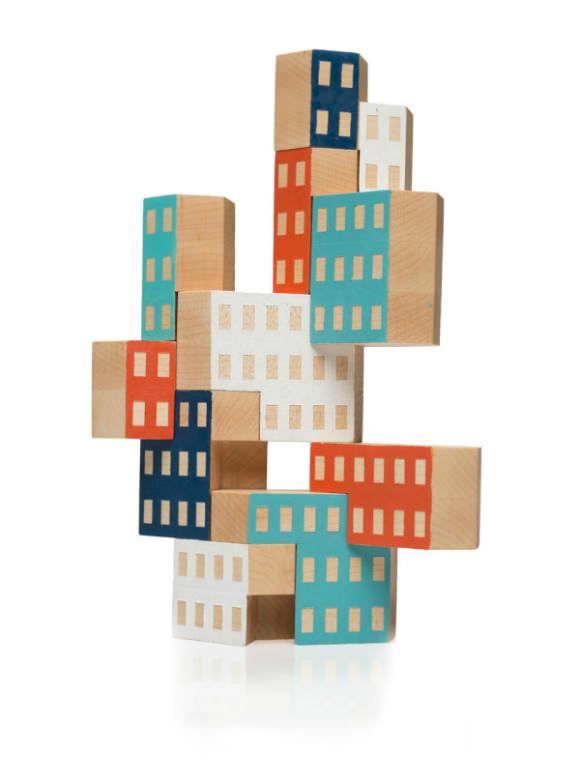 Blockitecture by James Paulius