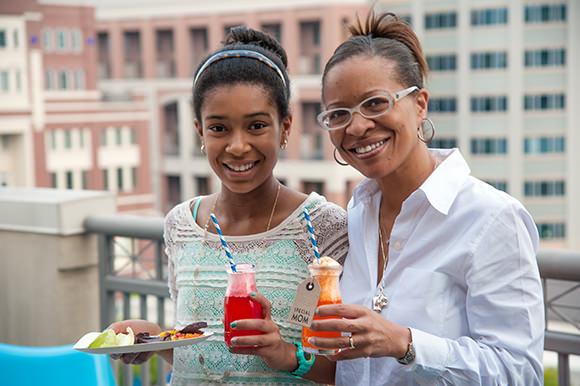 Mother & Daughter Summer Social
