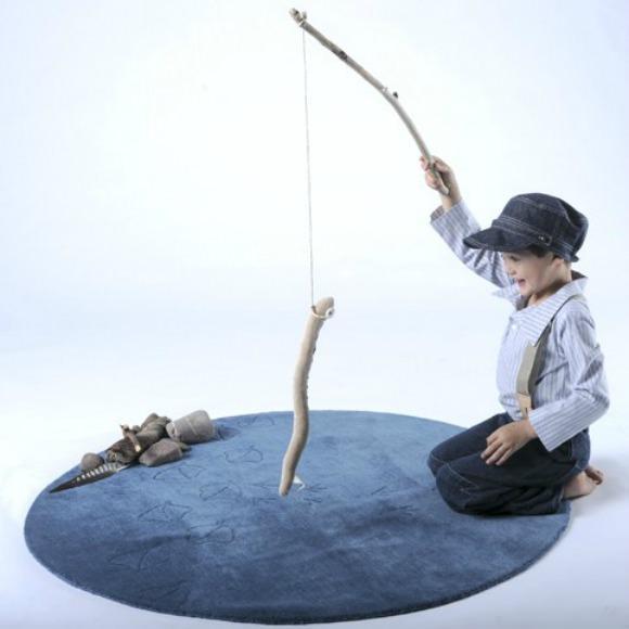 Flow Play Mat by Marieke Lienau