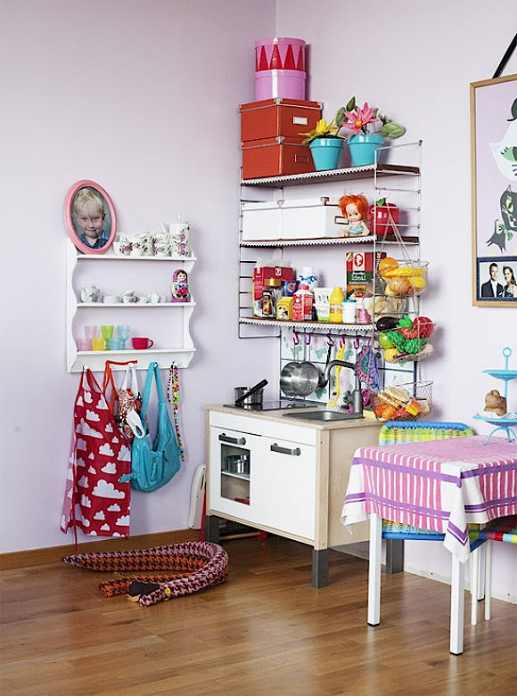 Play kitchens handmade charlotte for Play kitchen designs