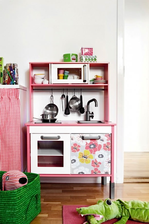 Ideas ikea plays kids room ikea hacks ikea kitchens for Play kitchen designs