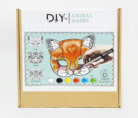 DIY Animal Masks Craft Kit For Kids