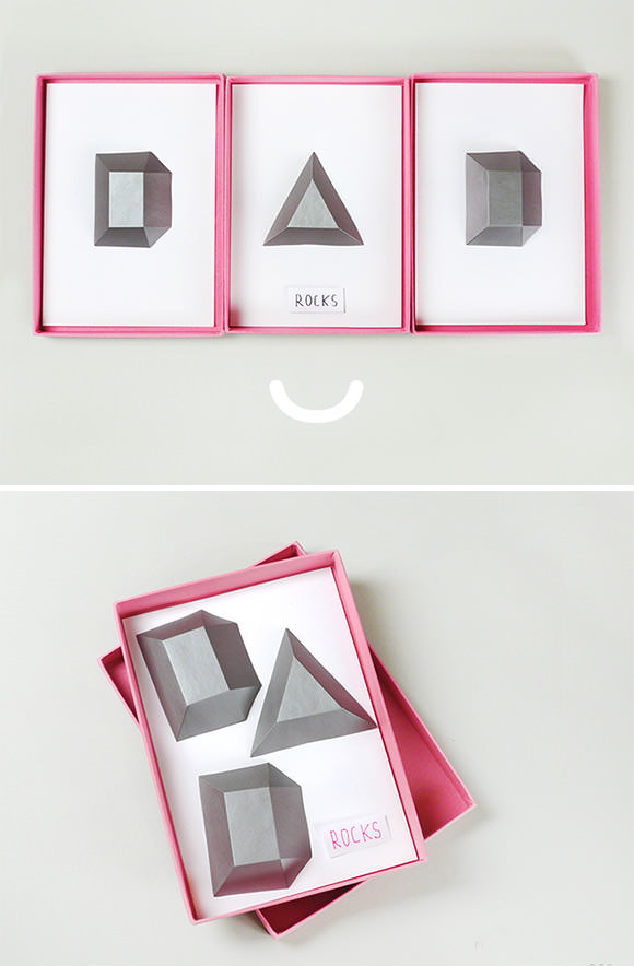 Dad Rocks! DIY Father's Day Gift by Mr Printables