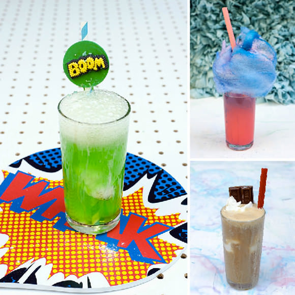 Super Science Party Drinks ⋆ Handmade Charlotte