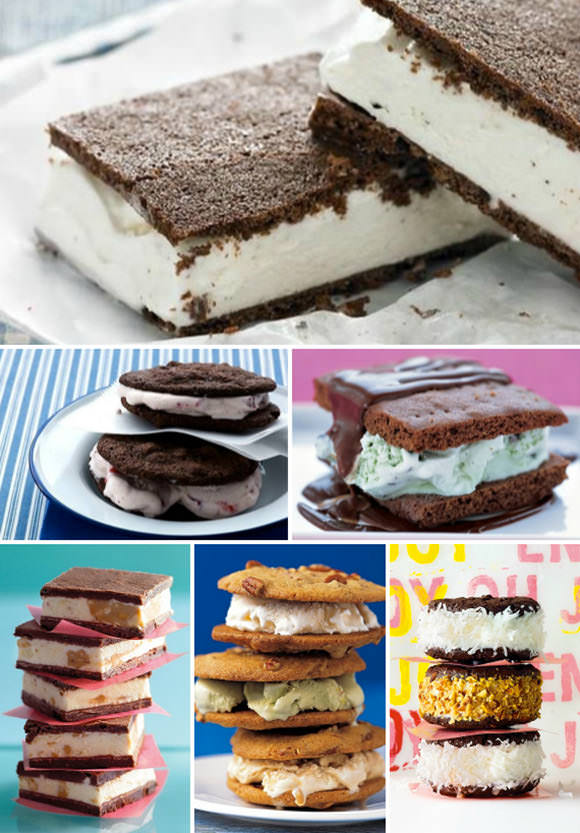 The Perfect Ice Cream Sandwich ⋆ Handmade Charlotte