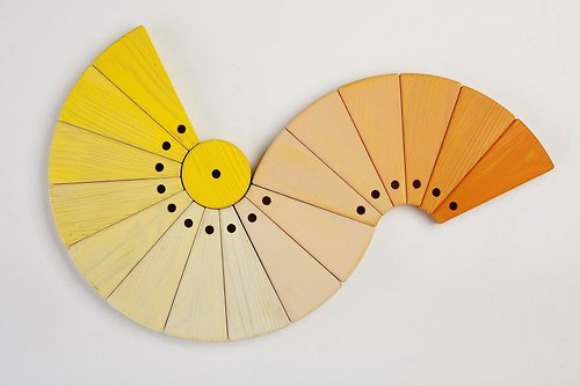 Wooden Color Block Toys