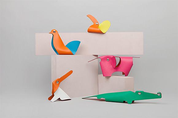 Leather Origami Animals | Handmade Charlotte