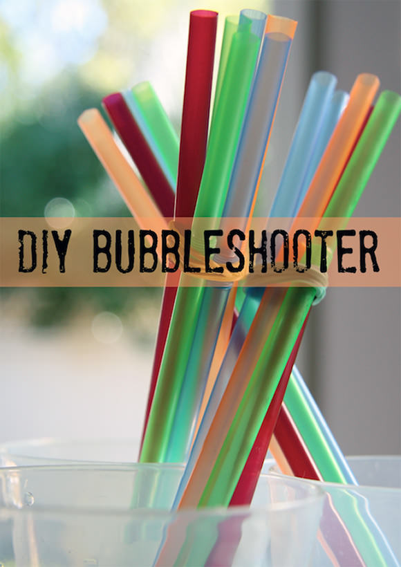 DIY Bubble Shooter