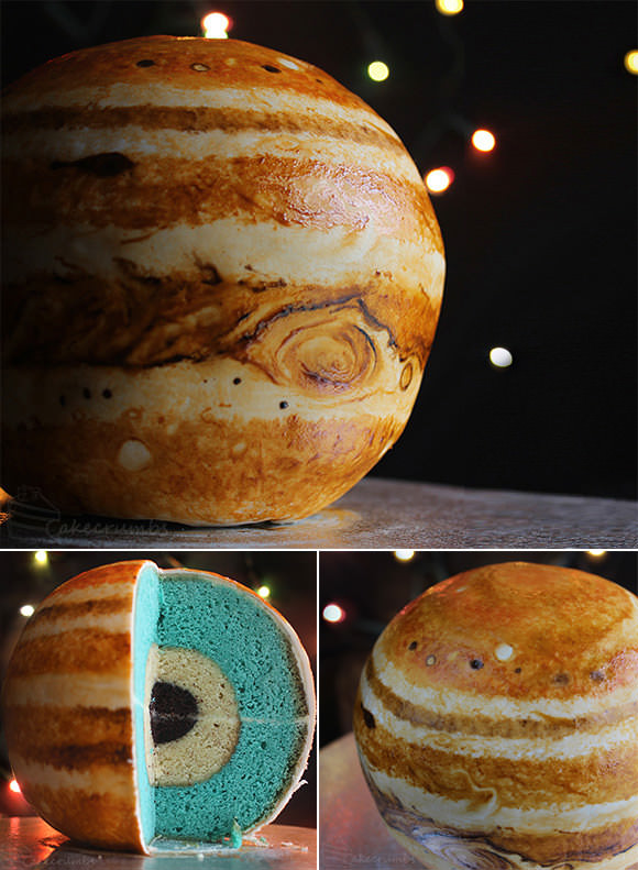 Jupiter Structural Layer Cake - amazing!