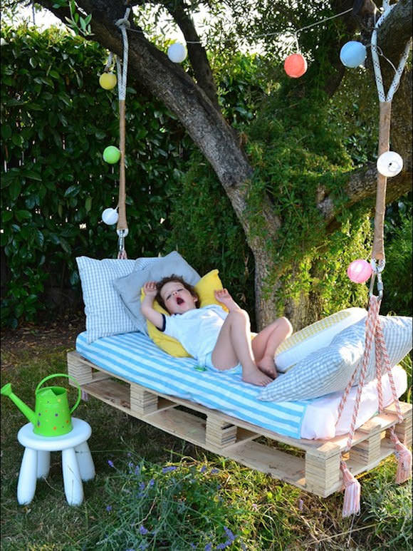 Awesome Outdoor DIY Projects For Kids - Outdoor diy projects