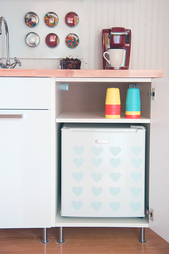 Build An IKEA Mini Kitchen For Under $400