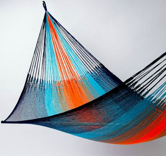 Family Size Hammock by Yellow Leaf Hammocks on Etsy