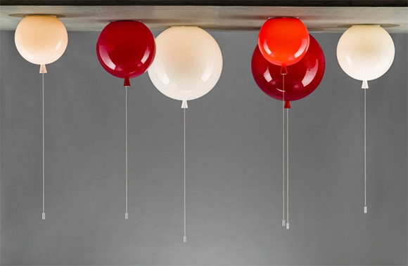 Light up your child 39 s room with balloons handmade charlotte for Cool lights for kids rooms
