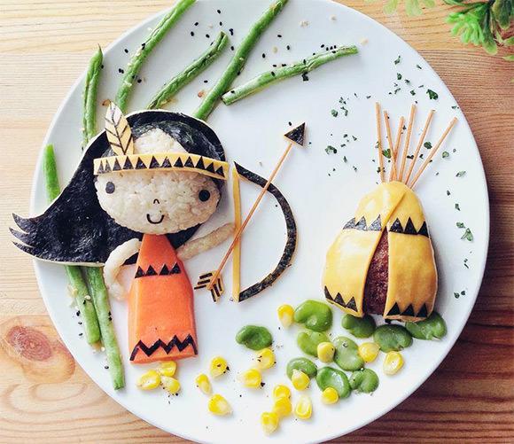 Playing With Food ⋆ Handmade Charlotte