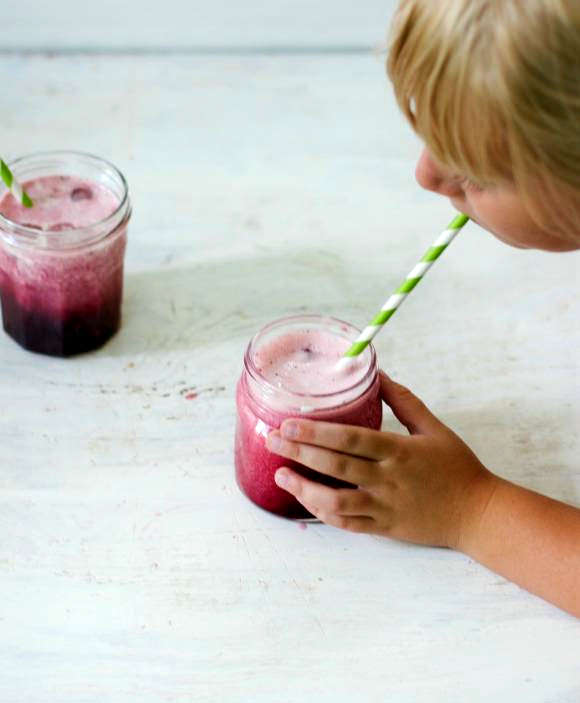 Recipe: Mixed Berry Cream Soda