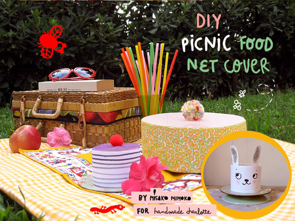 DIY Picnic Food Covers