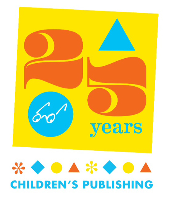 Celebrate Chronicle Books Children's 25th Anniversary on Aug 18th
