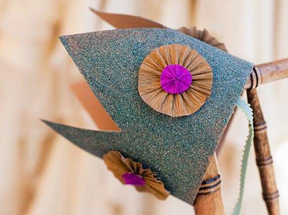 8 whimsical diy crowns handmade charlotte diy flower girl crown via hello lucky pronofoot35fo Choice Image