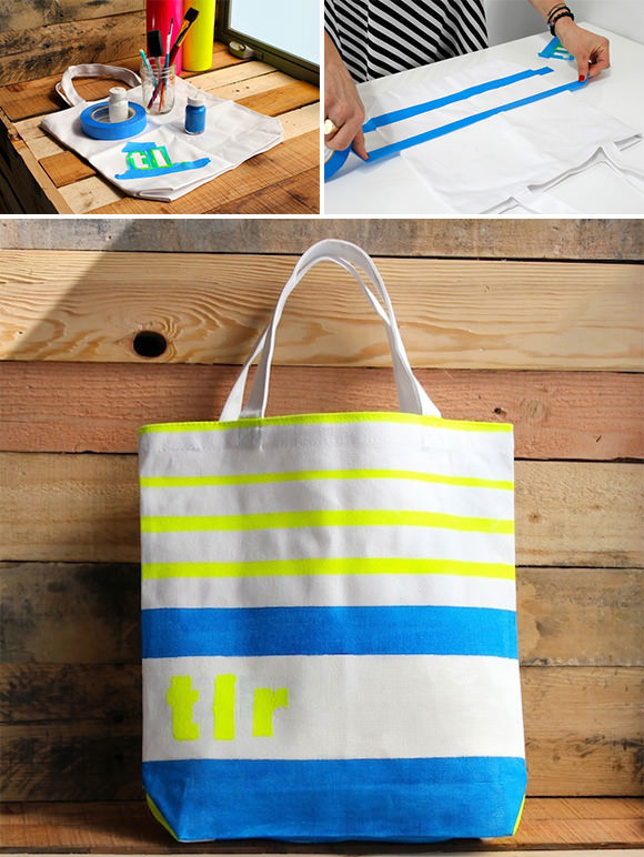DIY Back-To-School Tote for Toddlers (+ Moms)