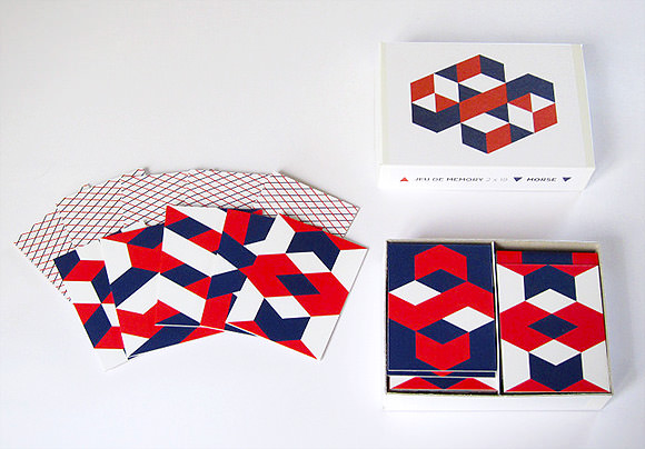 Geometric Memory Game for Kids
